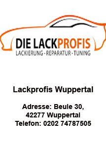 Lackprofis Wuppertal